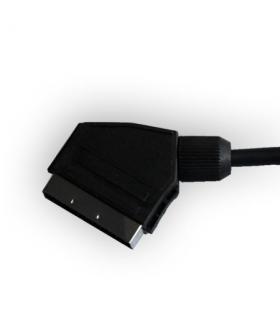 Cablu Scart la Scart 21 pin 1.2m