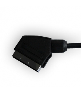 Cablu Scart la Scart 21 pini 1.2m