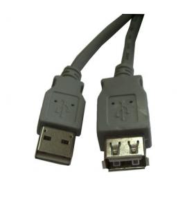 Cablu prelungitor USB 1.8m Cabletech