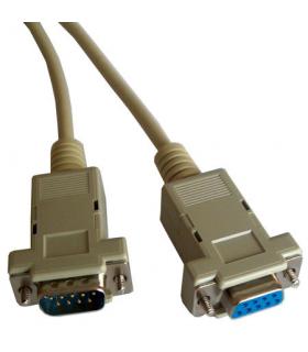 Cablu RS232 DB9 serial tata-mama 1.8m Cabletech