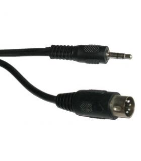 Cablu Din la 3.5mm Jack 1.2m
