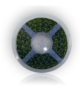 Rola LED SMD 3528 protectie apa lumina alb cald 5m