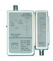Tester cablu UTP si BNC Kemot