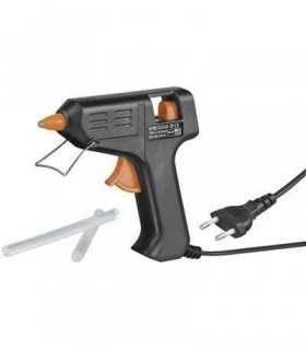 Pistol de lipit cu plastic 7.2mm 110-230V 10W fixPoint