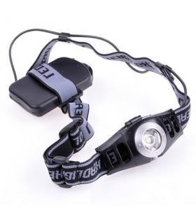 Lanterna frunte LED 3W cu reglare unghi si intensitate lumina Vipow