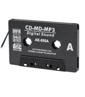 Cablu adaptor auto CD si Caseta cu iesire Jack 3.5mm