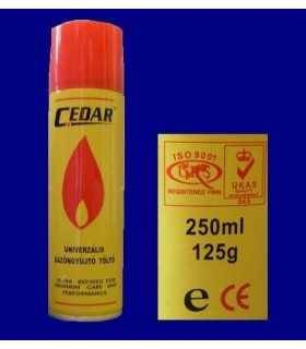 Spray gaz brichete si letcon de lipit 250ml