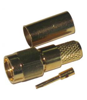Mufa SMA mama H155 pin auriu