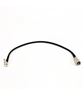 Pigtail CRC la 9 conector FME/Huawei 20cm