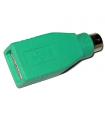 Adaptor PS2 tata la USB mama