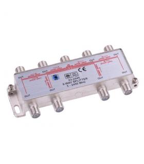 Spliter 8 cai power pass 5-2450Mhz Cabletech