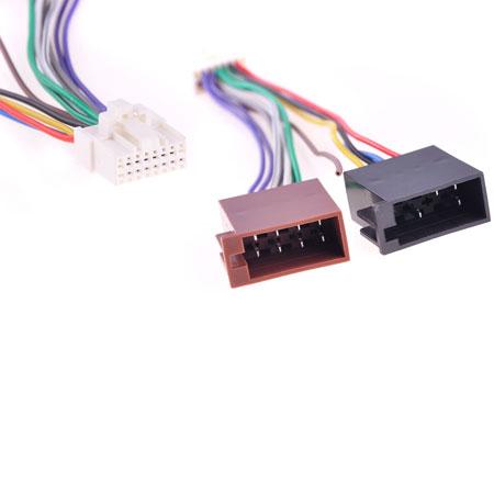 Cablu adaptor auto conector Panasonic CQ-RD 210 ISO 12101