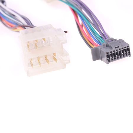 Cablu adaptor auto conector Panasonic CQ-RDP 123 ISO-12231