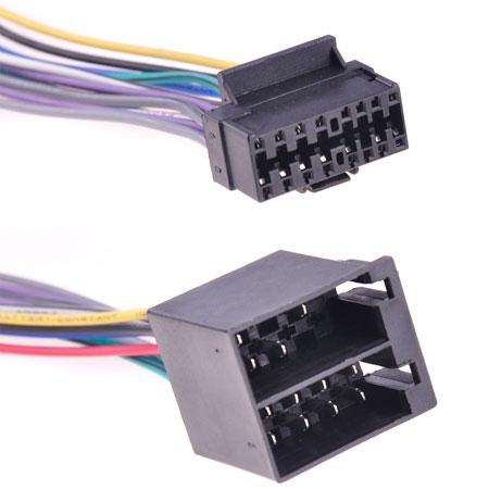 Cablu adaptor auto conector JVC KS-FX220-ISO-12291