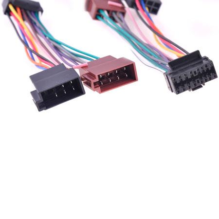 Cablu adaptor auto conector Sony cdx3000-ISO-13991