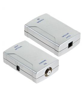 Convertor optic RCA la TOSLINK cu alimentare Cabletech