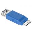 Adaptor USB 3.0 A mama-tata micro USB Cabletech