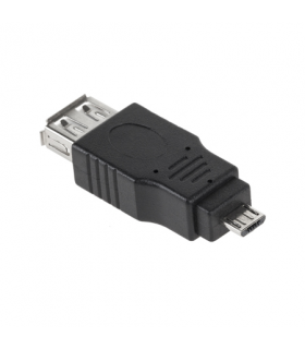 Adaptor tata micro 5 pin la Usb 2.0 A mama Cabletech