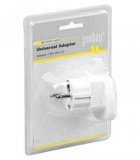 Adaptor priza universal-IEC 320 C13 Goobay