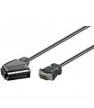 Cablu Scart la VGA 2m Goobay