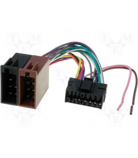 Cablu adaptor auto ISO Sony 16 pini 4CarMedia