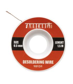 Banda sugativa de cositor 1.5mx0.5mm Fahrenheit
