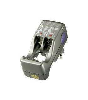 Incarcator acumulatori AA si AAA de la AC/DC 220V Goobay