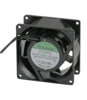 Ventilator 230VAC 80x80x38mm