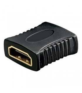 Adaptor prelungire HDMI mama-mama aurit Goobay