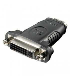 Adaptor HDMI mama la DVI-D 24+5 mama Goobay