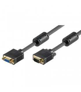 Cablu prelungitor VGA 5m tata-mama Goobay