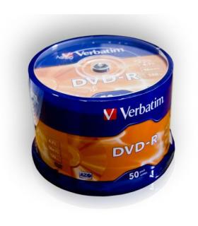 DVD-R 4.7GB 16x Verbatim set 50buc