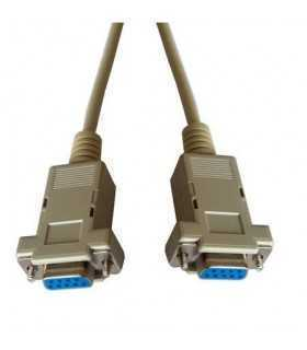 Cablu RS232 mama-mama crossover 1.5m
