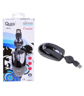 Mouse optic Traveler Usb Quer