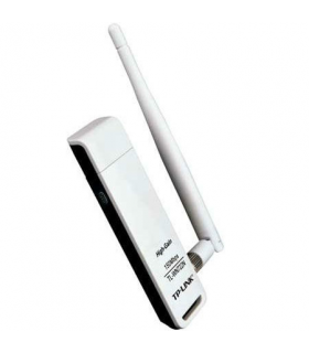 Card wi-fi USB +antena 4dbi b/g/n TL-WN722N 150MB TP-Link