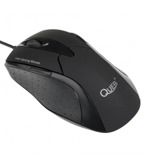Mouse laser gamer negru Quer