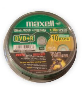 DVD+R 4.7GB cake 10buc