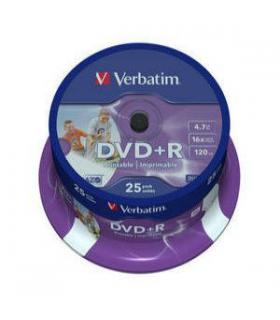 DVD+R 4.7GB 16x printabil cake 25buc