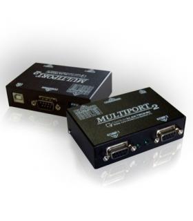 Multiport serial RS232 DB9 pentru case fiscale