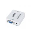Adaptor VGA cu audio intrare la Hdmi iesire