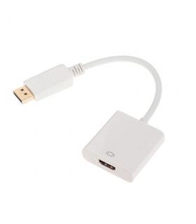 Cablu adaptor DisplayPort la HDMI iesire