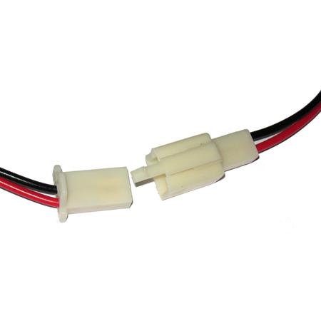 Conector DC mama-tata cu cablu pentru alimentare auto