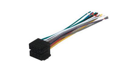 Cablu auto conector ISO tata lipit