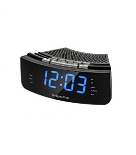 Radio cu ceas dual cu alarma Kruger&Matz