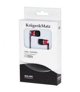 Casti audio KM-M01RD Kruger&Matz