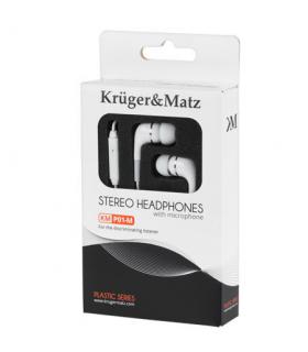 Casti audio cu microfon KM-P01 Kruger&Matz