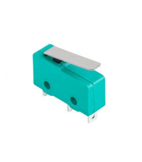 Intrerupator micro 5A 250V cu lamela MSW-12B