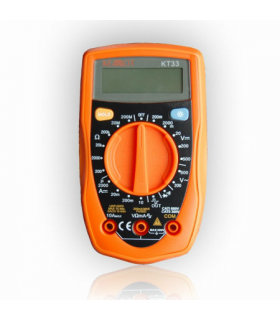 Multimetru digital KT33 Kemot
