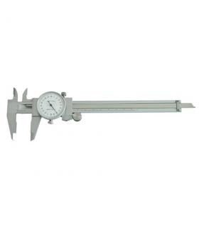 Subler cu ceas 150mm precizie 0.02mm EDC
