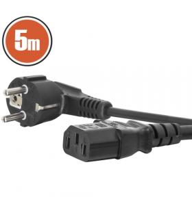 Cablu alimentare 5m pentru computer 3X0.75mm 10A 250V
